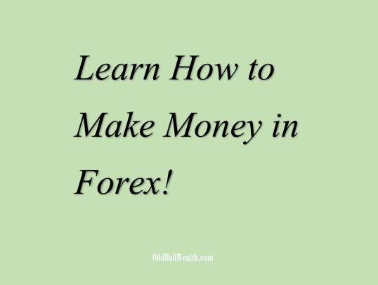 Make money in forex