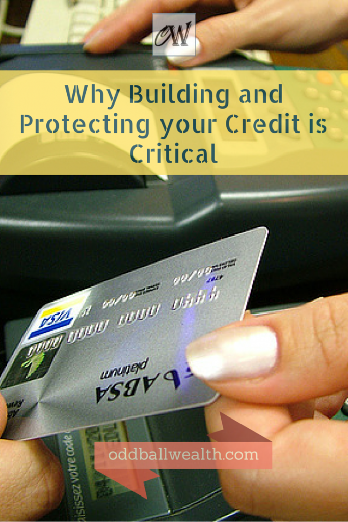 How to build and protect your credit