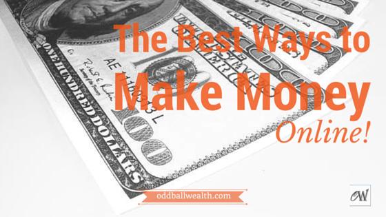 hundred dollar bills - make money online