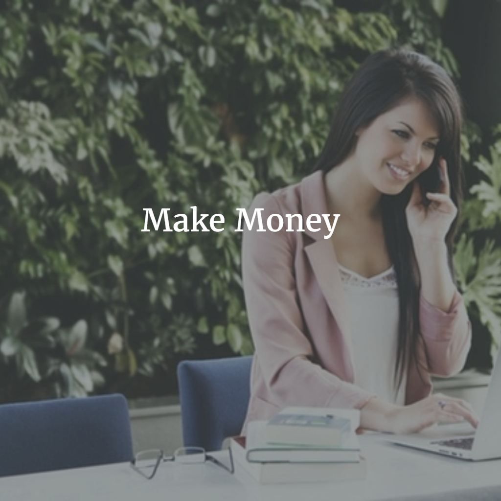 How to earn extra income and make money online or at home
