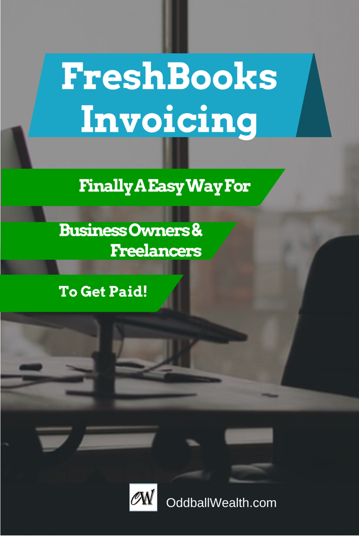 FreshBooks Review Simple Invoice Software For Business Owners - Freshbooks free invoice for service business
