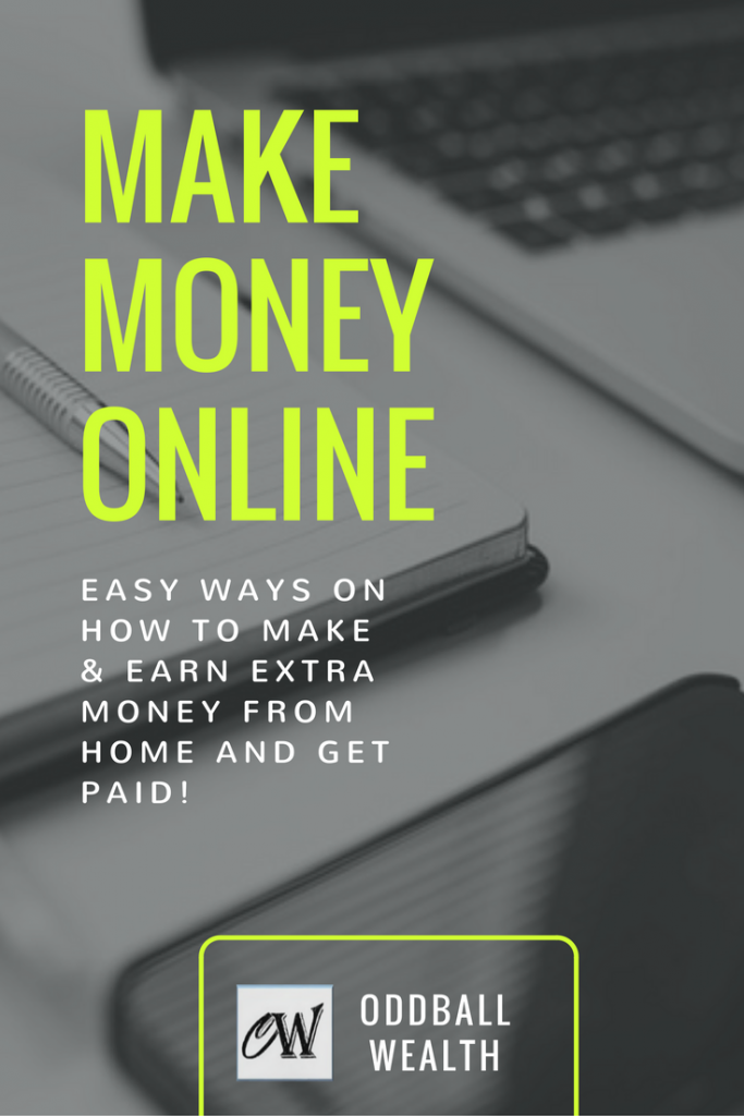 Best ways to earn extra income from home