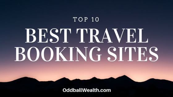 Top 10 best travel booking sites